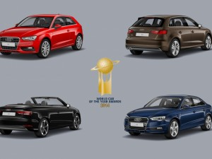 world car of the year  Audi A3