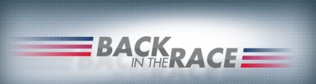 Back in the Race LOGO