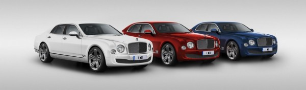 Bentley Mulsanne 95.1