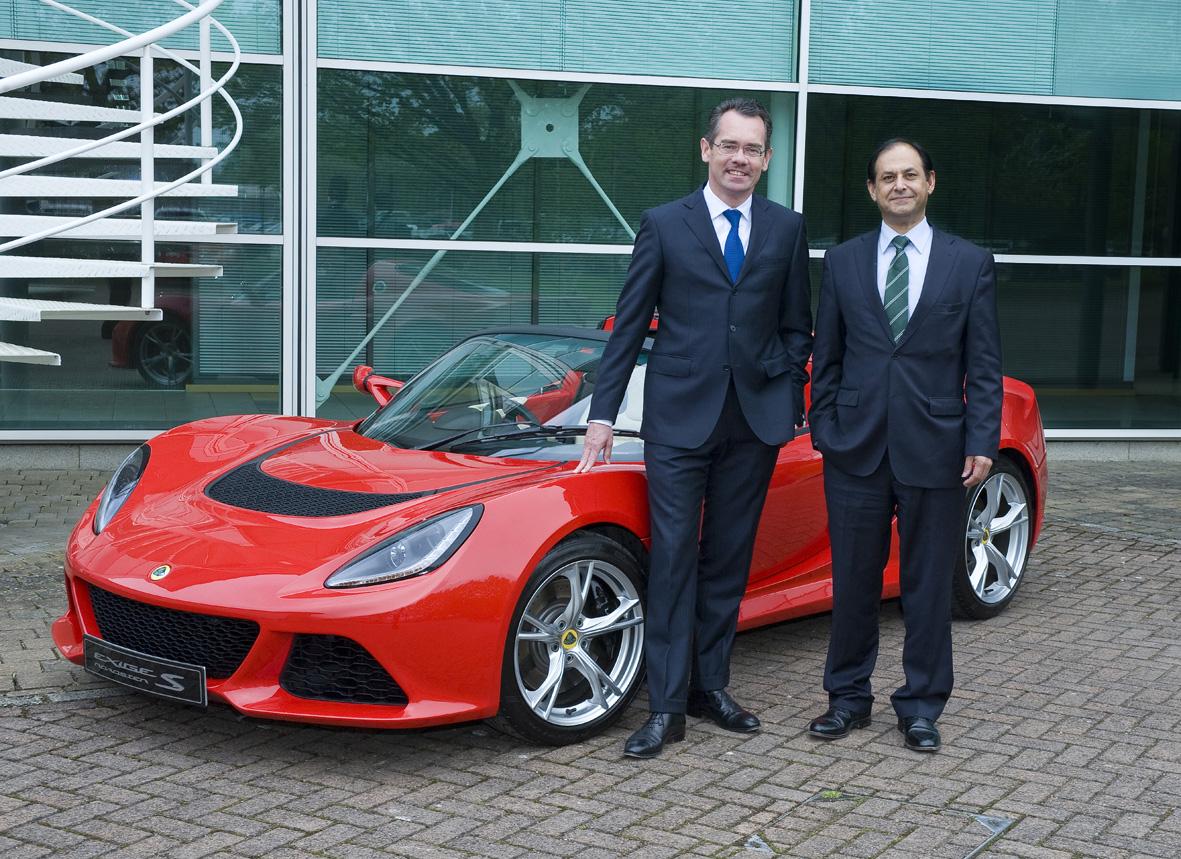 Jean-Marc Gales_CEO of Group Lotus and Aslam Farikullah