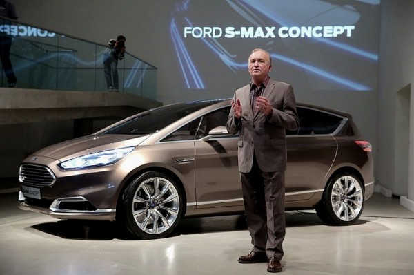 Martin Smith part à la retraite et quittera Ford fin 2014