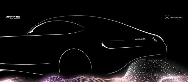 Mercedes-AMG GT - The sound