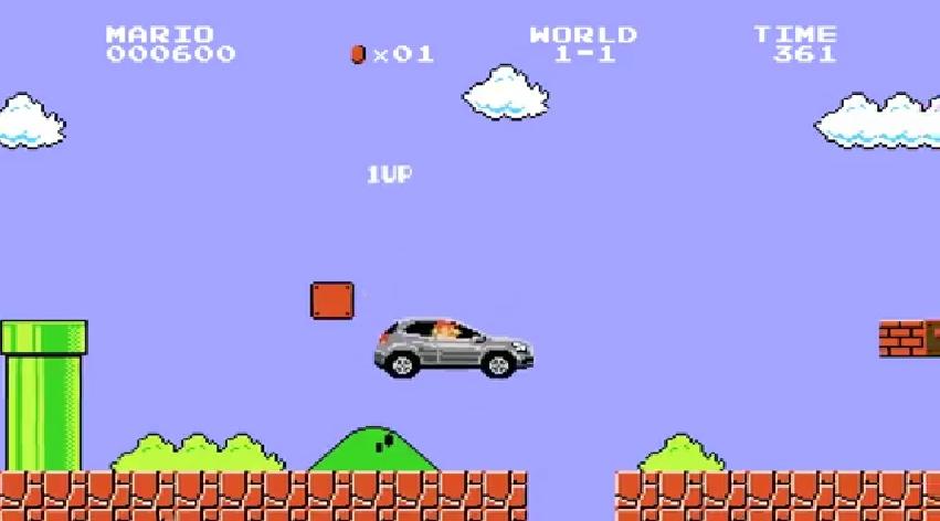 Mercedes Benz - Mario benz et le GLA