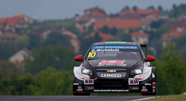 Morbidelli-Hungaroring-WTCC