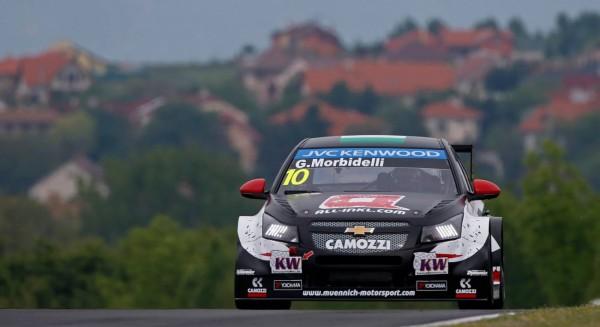 Morbidelli-Hungaroring-WTCC