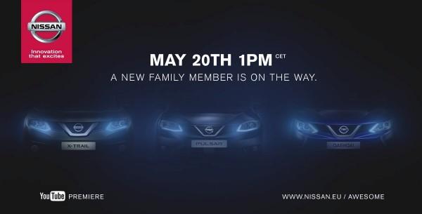 Nissan Pulsar Teaser.1