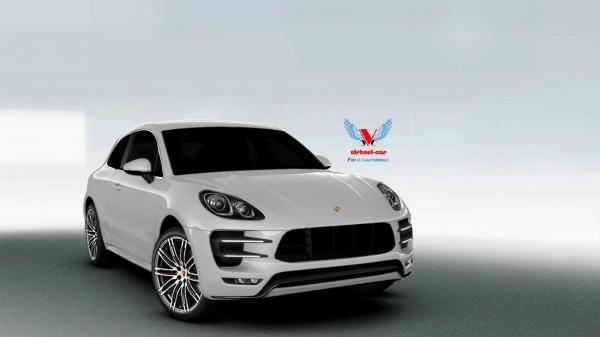 Porsche Macan Coupé GTS par Khalil B pour Blogautomobile.1
