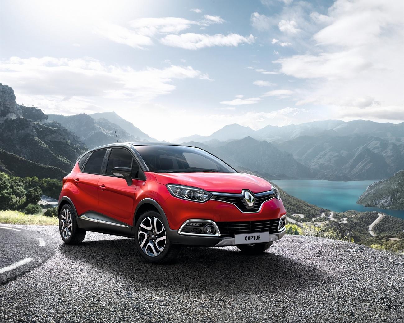 Renault Captur Helly Hansen Limited Edition