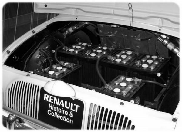 Renault Dauphine Kilowatt