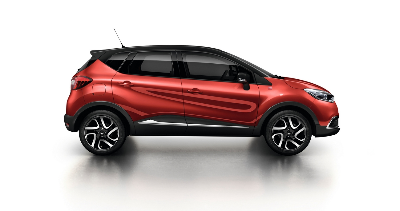 renault captur helly hansen limited edition pour mieux accrocher le march blog automobile. Black Bedroom Furniture Sets. Home Design Ideas