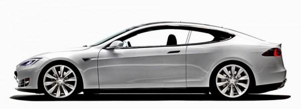 Tesla Coupé par NCE