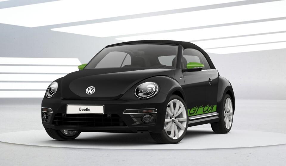 volkswagen coccinelle la collection 2014 blog automobile. Black Bedroom Furniture Sets. Home Design Ideas