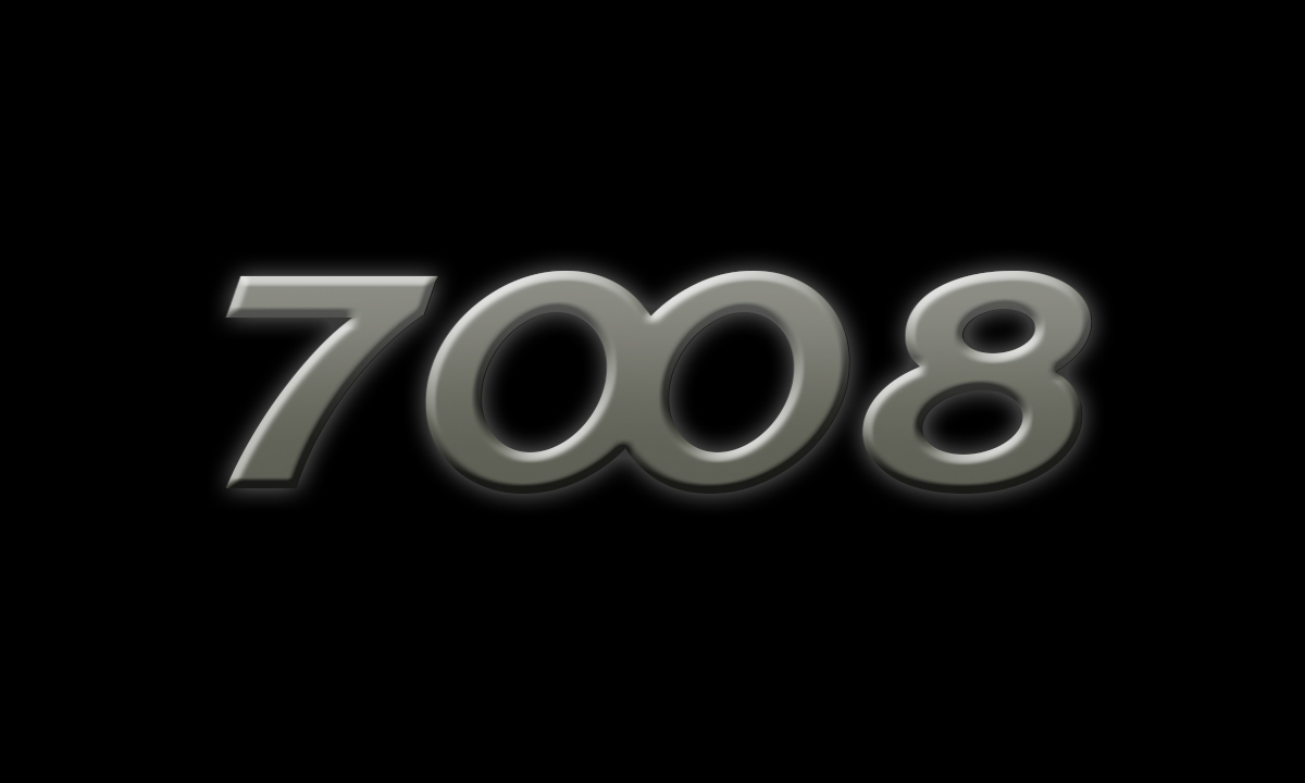 La nouvelle peugeot 7008