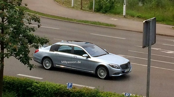 mercedes benz classe S maybach