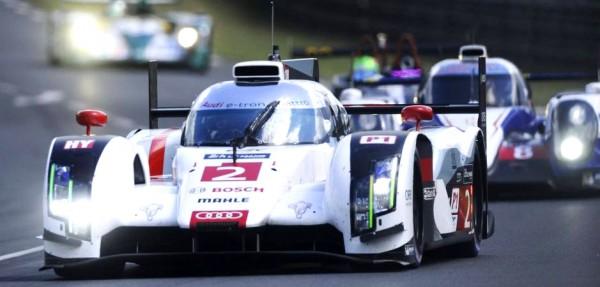 Audi au Mans 2014