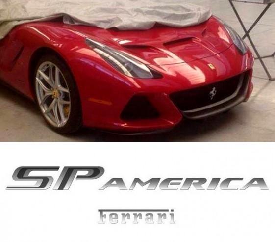 Ferrari SP America...