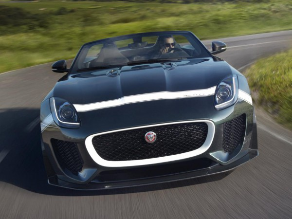 Jaguar F-Type Project 7.15