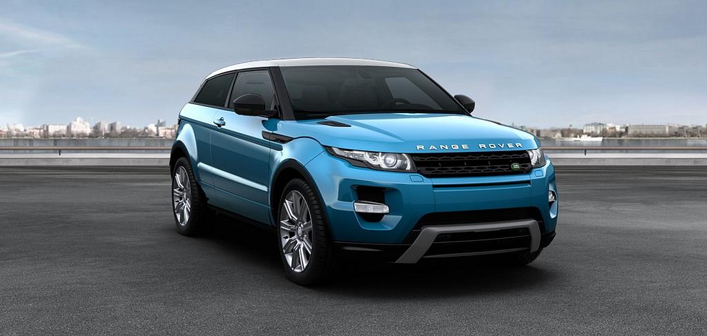 Land Rover Range Rover Evoque Coupé Dynamic
