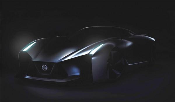 Nissan Vision GT Concept.2