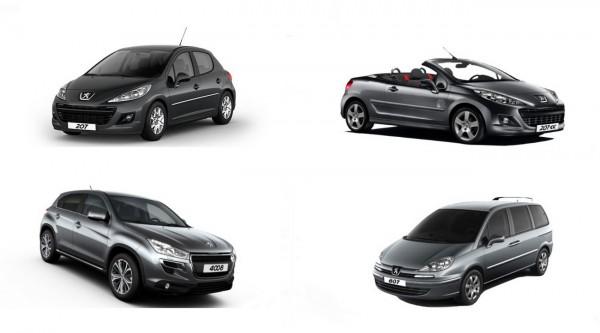 Peugeot refait sa gamme