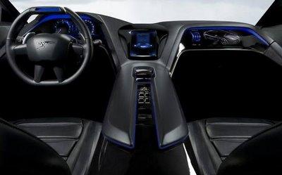 RC HYbrid4 Peugeot Concept Car 5