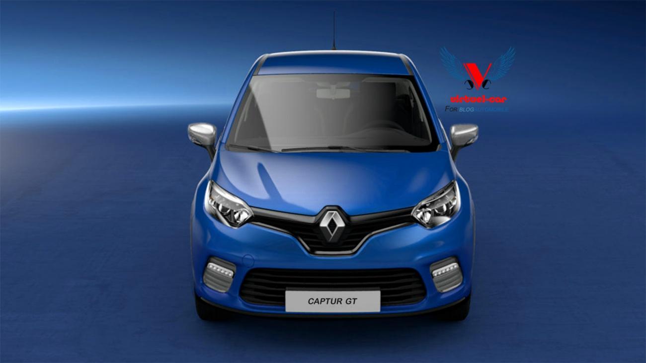 Renault Captur GT par Khalil B pour Blogautomobile