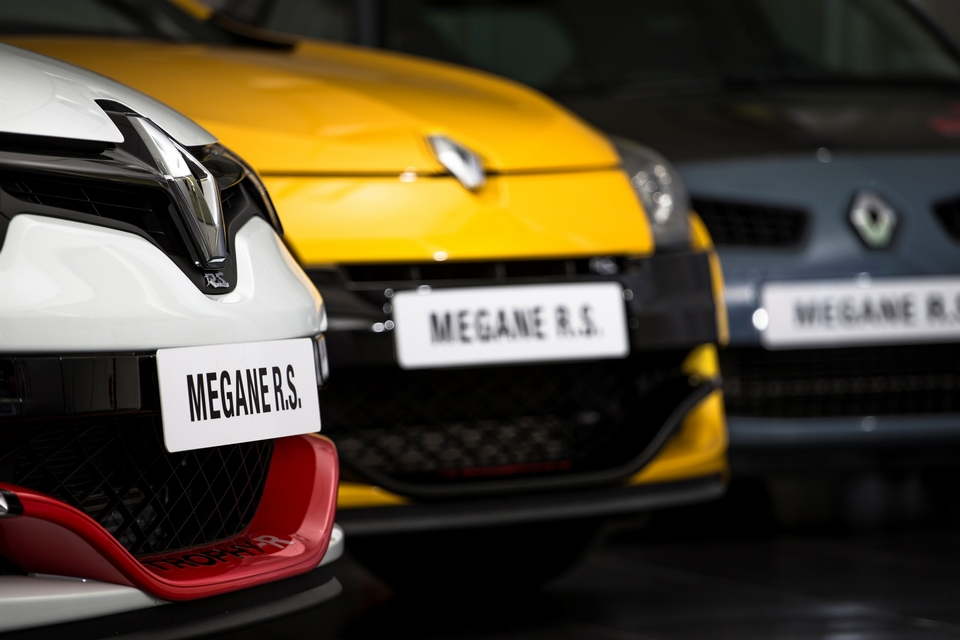 Renault Mégane R
