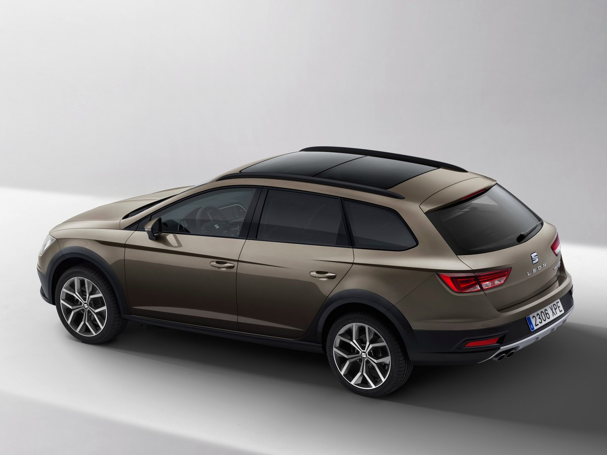 seat leon x perience le break off road la catalane. Black Bedroom Furniture Sets. Home Design Ideas