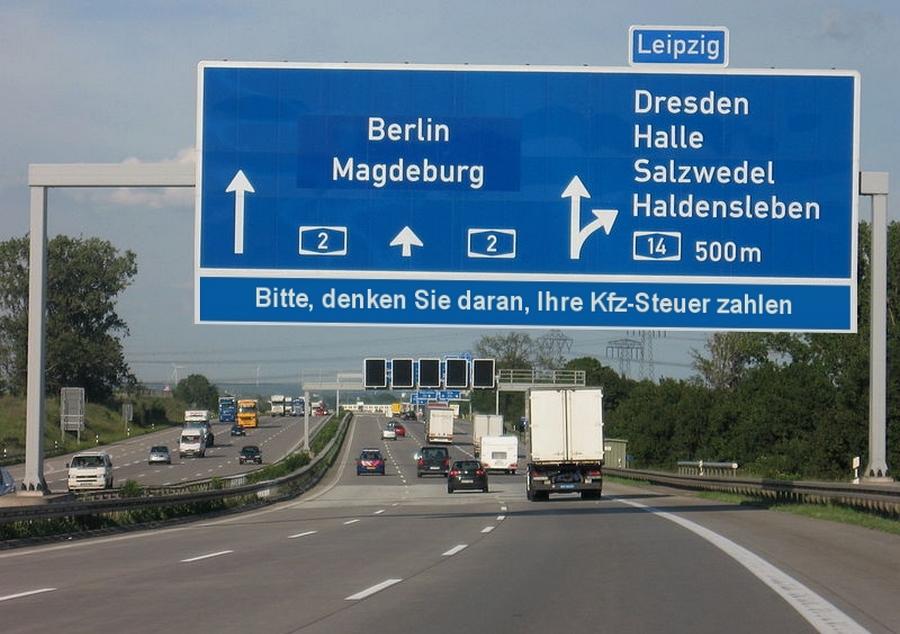 Autobahn A2 Duitsland -taxation routière à l'allemande