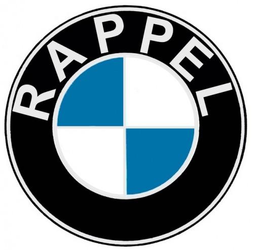 BMW rappel