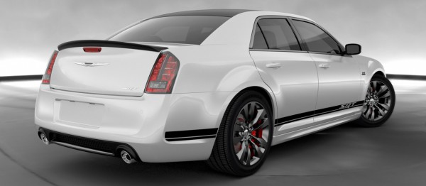 Chrysler 300-srt-stripe