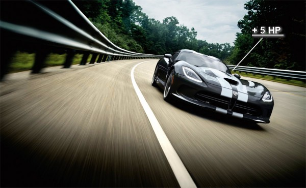 Dodge Viper SRT 2015