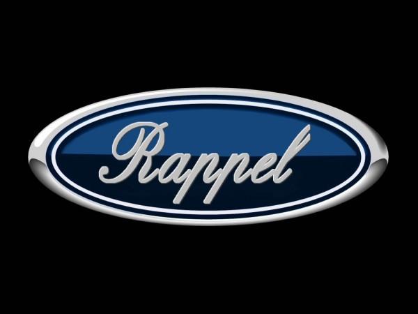 Ford au rappel