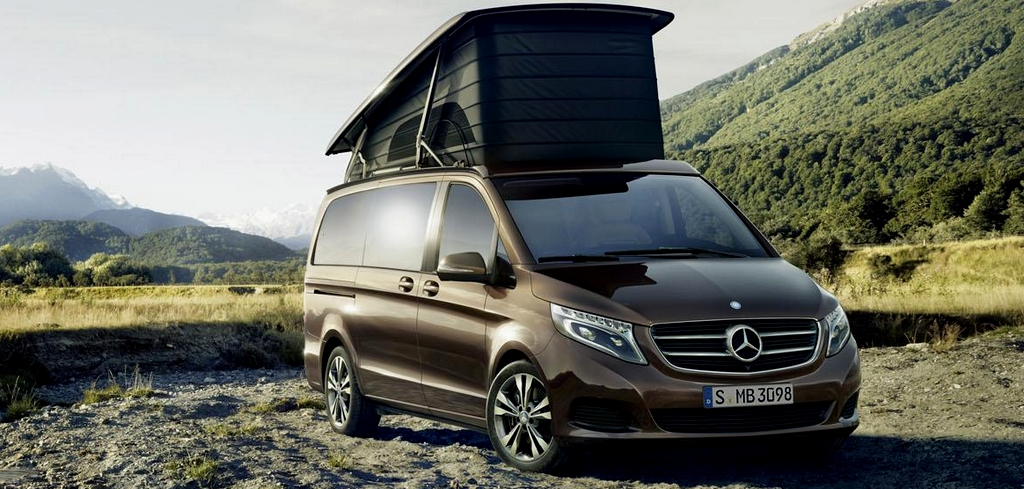 mercedes benz marco polo 2015 la santa maria en version stuttgartoise blog automobile. Black Bedroom Furniture Sets. Home Design Ideas