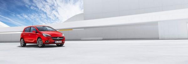 Nouvelle Opel Corsa.0