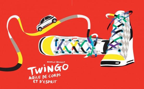 Nouvelle Renault Twingo 2015