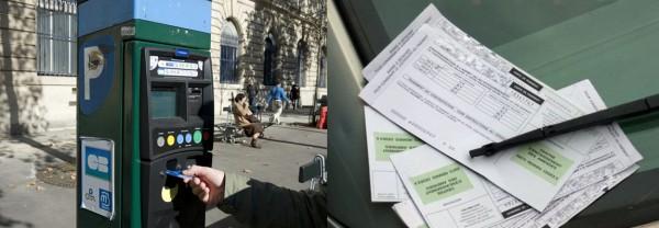 Paris et le coût du stationnement
