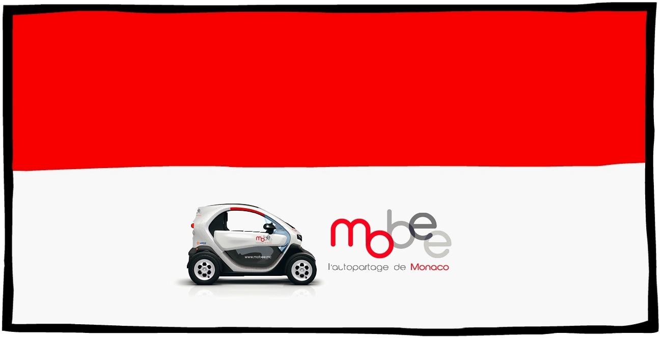 Principauté de Monaco et Mobee