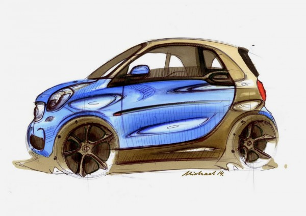 Smart Fortwo 2015.1