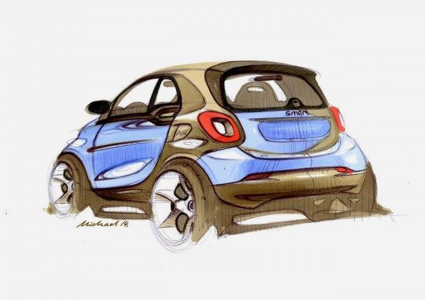 Smart Fortwo 2015.2