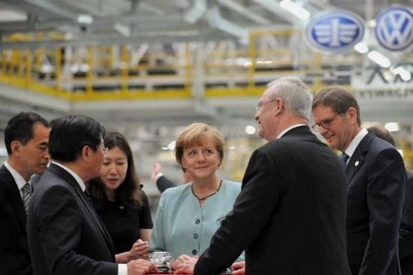 VW investit en Chine