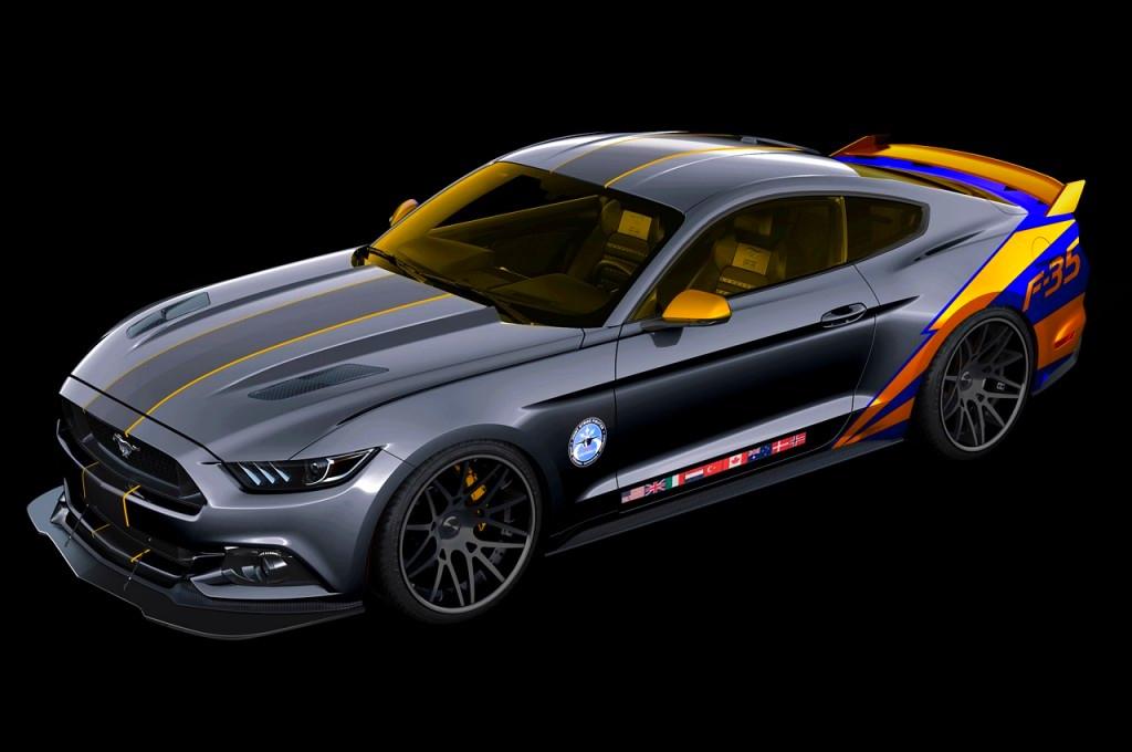 ford-mustang-f-35-lightning-II 2015