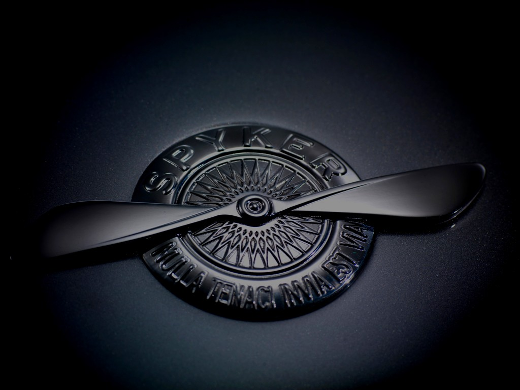 logo spyker