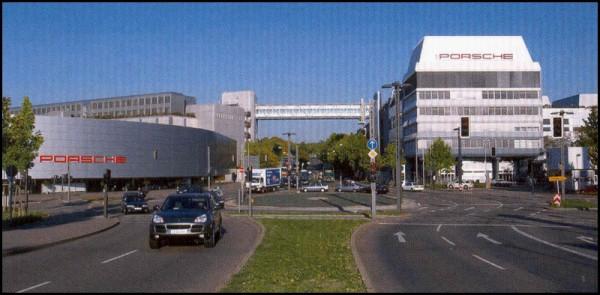 usine Porsche
