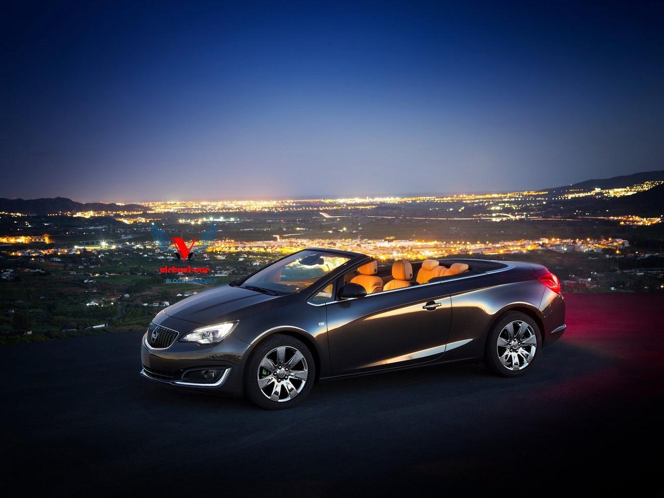 Buick Regal Convertible par Khalil B pour Blogautomobile