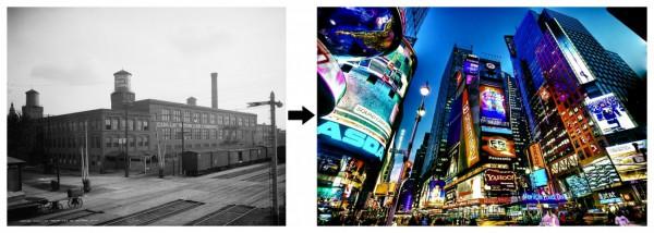 Cadillac pourrait en partie déménager de Detroit à New York