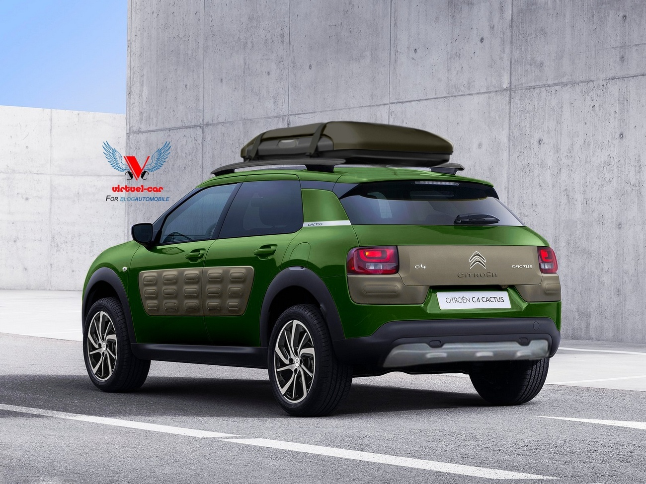citroen cactus 2017 2018 best cars reviews. Black Bedroom Furniture Sets. Home Design Ideas