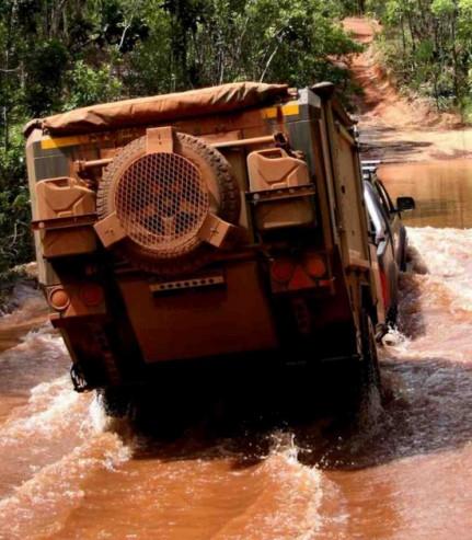 Conqueror Australia UEV-440