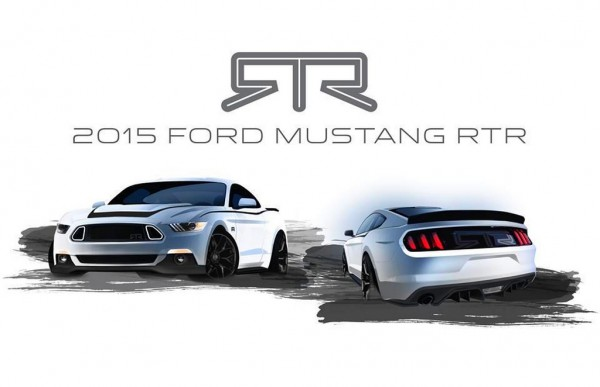 Ford Mustang RTR.1