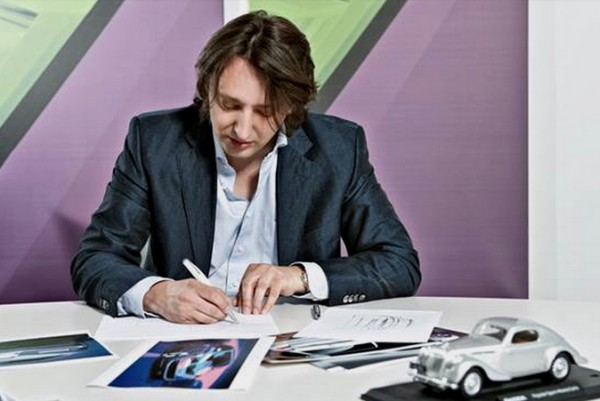 Jozef Kaban le designer de la Skoda Mk3